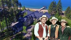 Lake Tahoe Ranch That Served as Ponderosa on 'Bonanza' Sells for a Record $38M