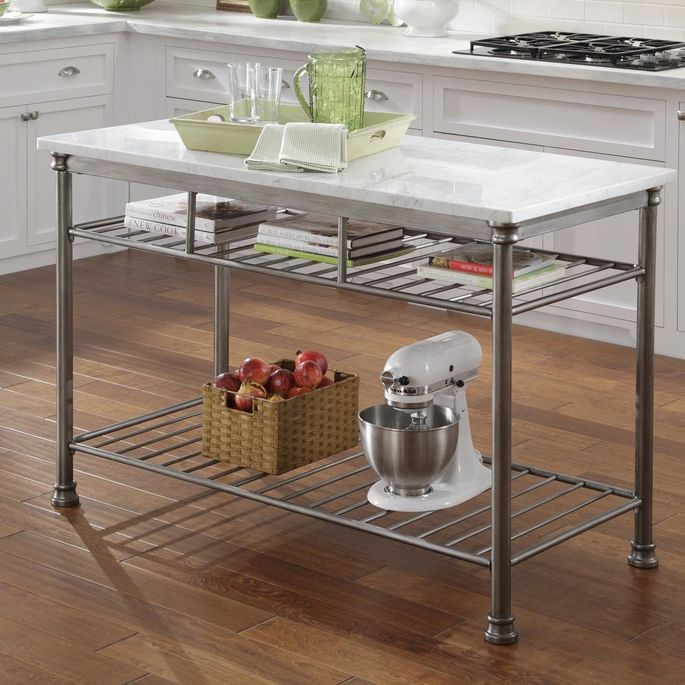 , Got Kitchen Island Envy? Try These 7 Clever Alternatives