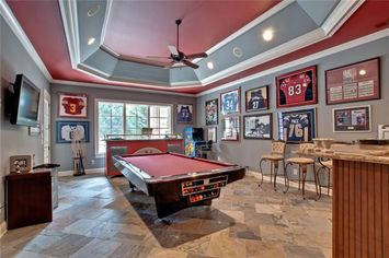 Tennessee Titans RB Great Eddie George Selling in Brentwood (PHOTOS)