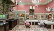 Filled With Dazzling Decor, Artist's Opulent Country Estate Available for $30M