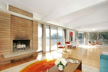 This Renovated Mid-Century Modern in Altadena Has an Art-Filled History