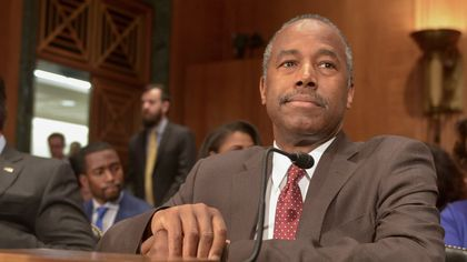 HUD Nominee Ben Carson Finds a Home of His Own in Virginia