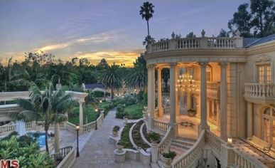 Bel Air Palace Chateau d'Or Re-Lists for $25M