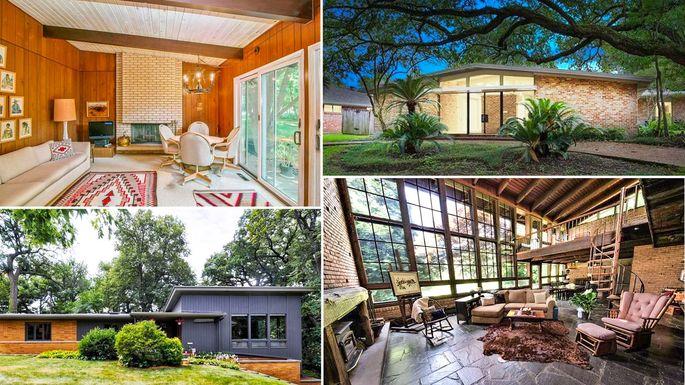 8 Wallet-Friendly Mid-Century Modern Homes Priced Under $300K ...