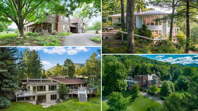 Live Out a Fall Fantasy in 1 of These 7 Homes Positioned for Prime Leaf Peeping