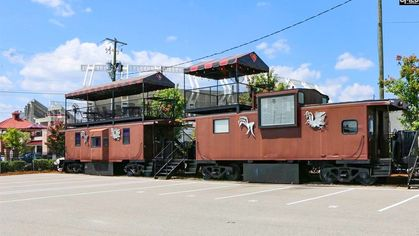 All Aboard the Gamecock Caboose—the Ultimate in Tailgating for $220K