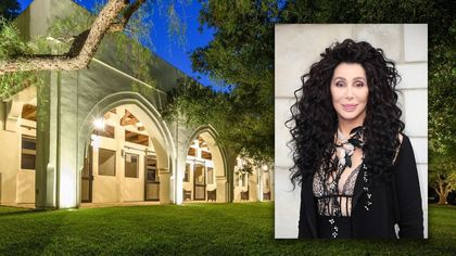 $68M Beverly Hills Estate Formerly Owned by Cher Is Most Expensive New Listing