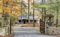 """Former Presidential Fishing Lodge """"Trout Run"""" Up for Sale (PHOTOS)"""