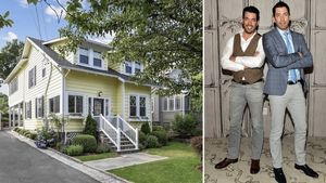 Charming Colonial From 'Property Brothers' Season 10 Hits the Market for $975K