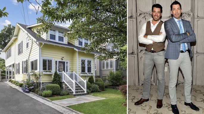 Property Brothers Greenwich house