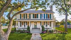 Relocated, Then Restored, Historic Texas Farmhouse Is Listed for $700K