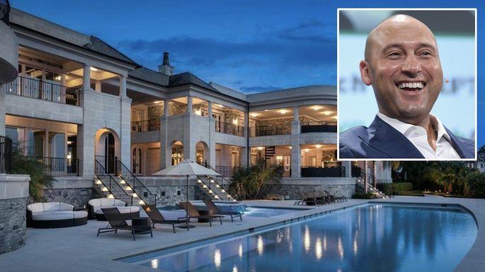 Derek Jeter Tampa mansion