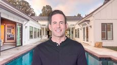 Tarek El Moussa's 5 Tips To Step Up Your Videoconference Look While Working at Home