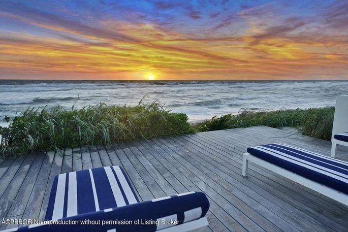 Beach at property in Palm Beach, FL