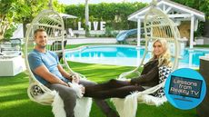 Christina Anstead Is Back—With a New Backyard That Boggles the Mind