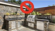 8 Outdoor Kitchen Mistakes That Are Sure To Leave a Bad Taste