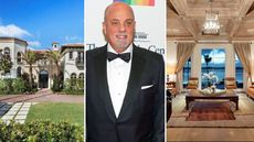 Movin' Out? Billy Joel Cuts Price on Oceanfront Palm Beach Palace