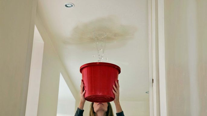 Leaky Roof Andrew Bret Wallis Getty Images
