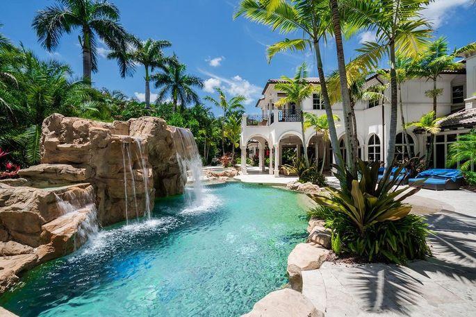 Mark Bell's Boca Raton residence