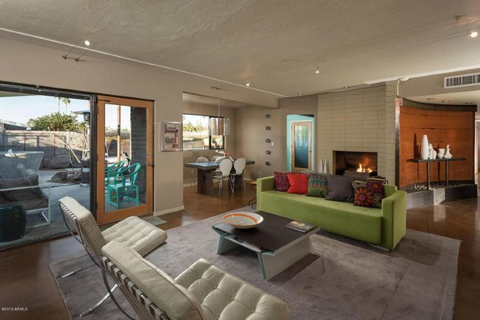 an affordable mid century beauty blossoms in arizona