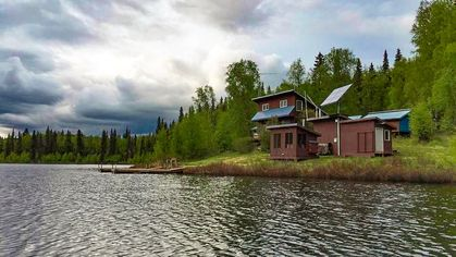 End of the World? Ultimate Doomsday Cabin in Alaska Seeks $159K