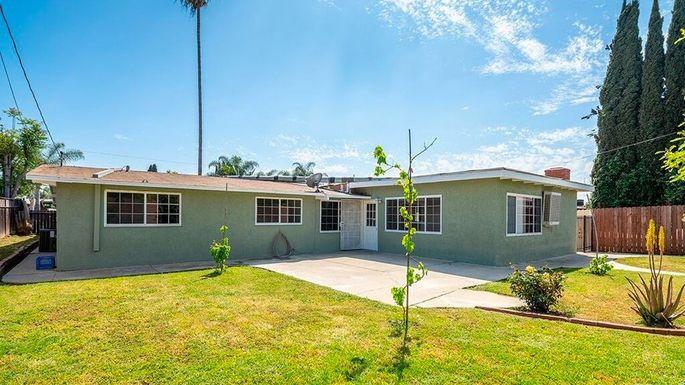 La Puente, CA ranch house