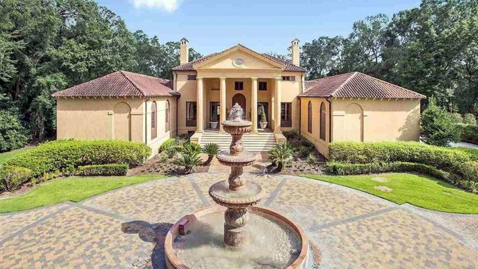 Baton Rouge Mansion Is Louisiana 39 S Most Expensive Home