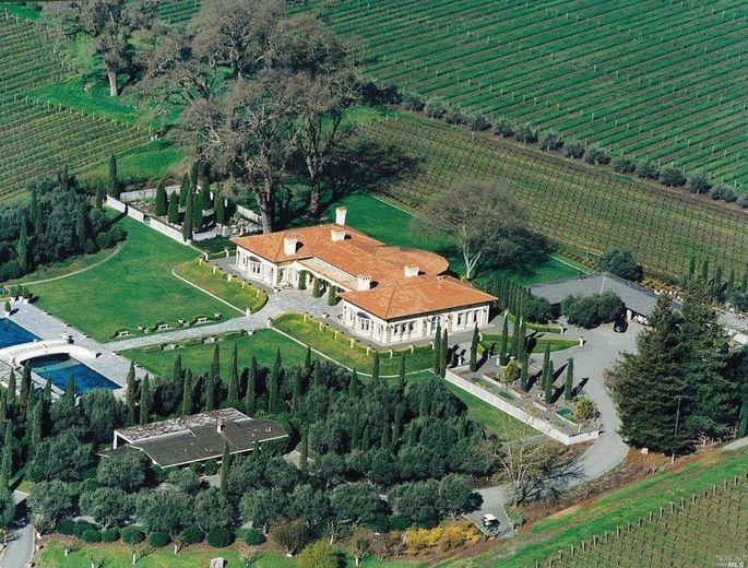 Napa Valley estate