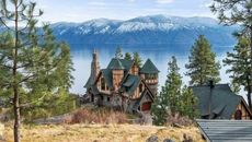 Storybook Mountain Estate in Idaho Looking for Its Happily Ever After