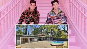 Former Digs of the Dolan Twins! Encino Home Once Rented by YouTube Stars Is Listed for $2.5M