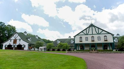 $39M Greenwich Horse Farm Gallops Away With Most Expensive New Listing