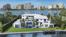 Not Quite Done, $44.5M Palm Beach Spec House Is the Week's Most Expensive New Listing