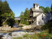 Go Against the Grain: Historic Gristmill for Sale in Vermont