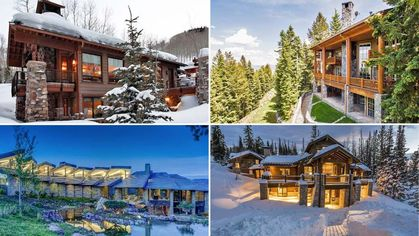 6 Palatial Park City Homes Ready for Their Sundance Fest Close-Up