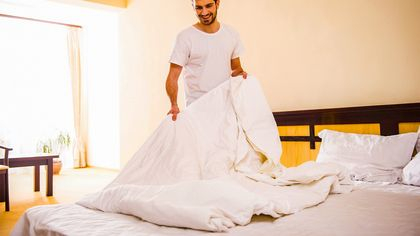 How to Clean a Bedroom (Because It's Filthier Than You Think)
