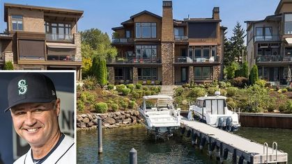 Seattle Mariners' Manager Scott Servais Scores Lakefront Home in Washington for $2.9M