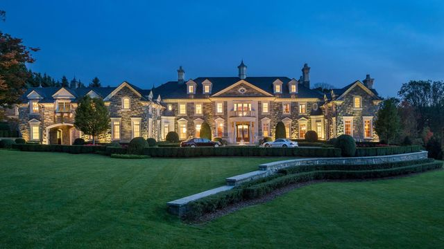 Most Expensive New Listing: $36M Stone Mansion in NJ Still Seeking a Buyer