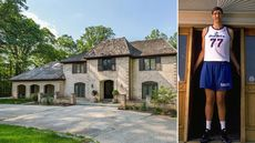 No Need to Watch Your Head at Gheorghe Muresan's Potomac Mansion