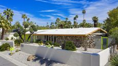 A Truly Authentic Midcentury! Palm Springs Home Is Autographed by Its Iconic Builder