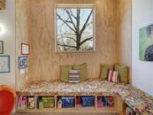 Plywood Aplenty: The Pine House Lists in Austin for Less Than a Million