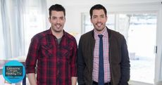 The Property Brothers Reveal a Secret Feature We'll All Wish Our Homes Had