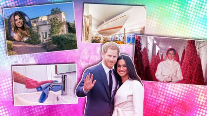 House Party: White House Christmas Decorations, Meghan and Harry's New Abode, Cleaning Tips That Germaphobes Swear By