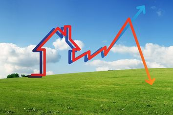 Home Prices Rose Faster Than Expected—but in Some Places They Actually Went Down