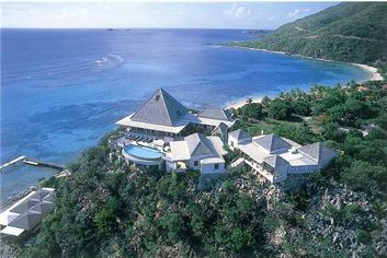 Paradise Pyramid in Virgin Islands; Katitche Point Lists for $8.5M