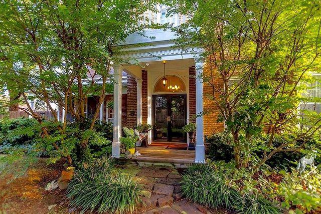 Fayetteville, AR historic Jackson house