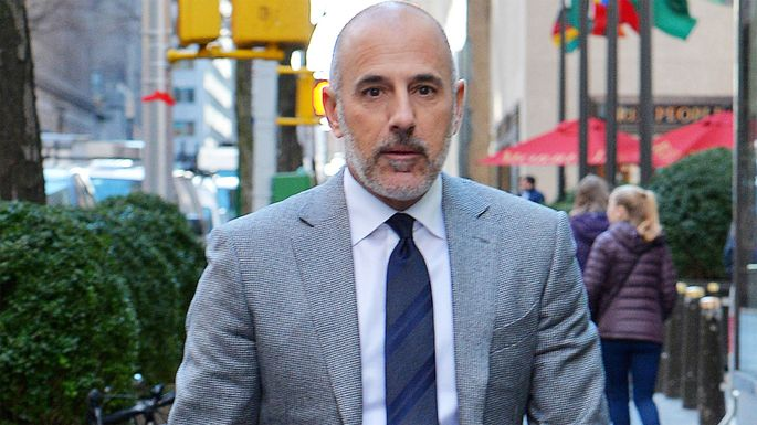 Matt Lauer Ing Nyc Apartment Where He Got Fired