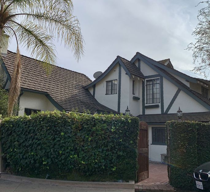 Colin Farrell's former Hollywood Hills home