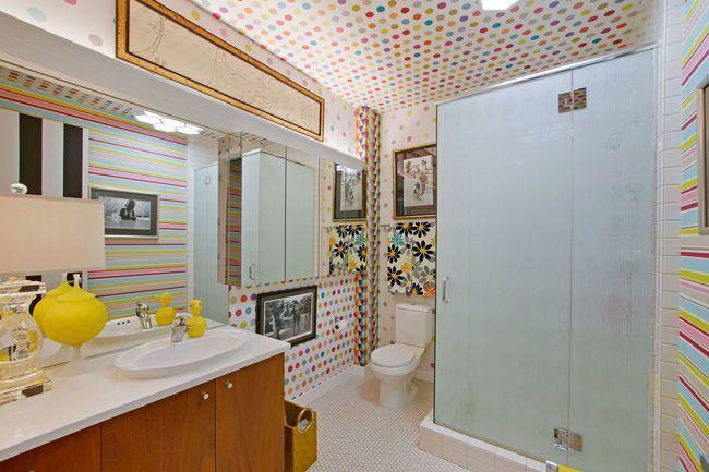 Multicolor bath