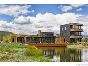 Log Lodges Be Gone! An Airy Colorado Contemporary Goes on the Market for $33M