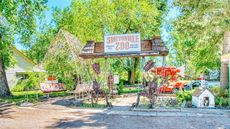 Like Joe Exotic, Minus All the Pesky Animals: Buy the $10.5M Swetsville Zoo